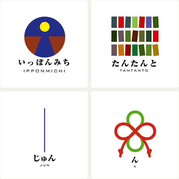 今日のロゴ「風姿花伝」