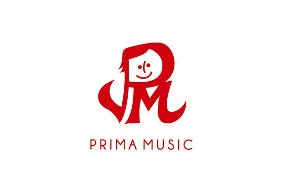 音楽教室のロゴ制作